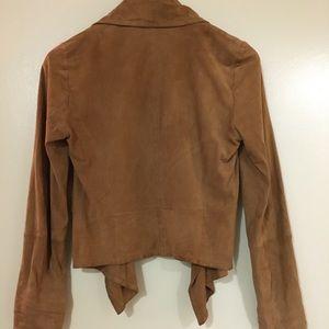 Mango Jackets & Coats - Genuine leather Jacket